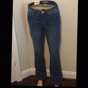 Tommy Hilfiger boot cut blue Jeans. Size 4r